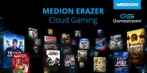 Medion Erazer Cloud Gaming