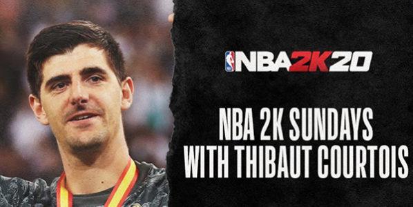 NBA2K20 NBA2K Sundays Thibaut Courtois