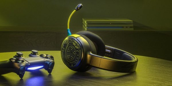 SteelSeries x Cyberpunk 2077