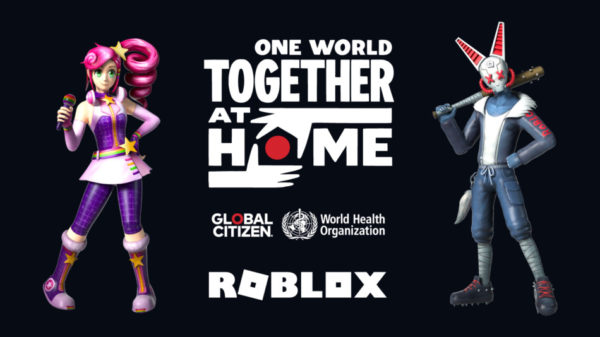 Roblox One World : Together at Home