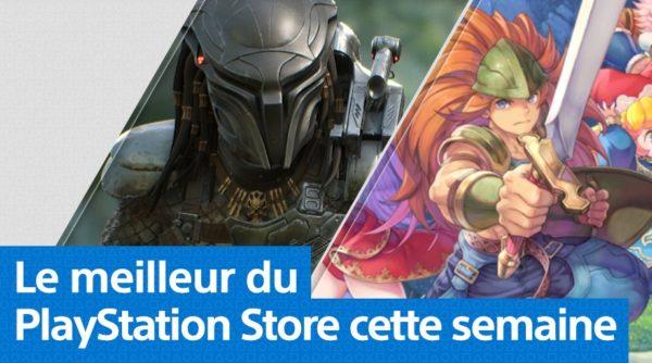 PS Store PlayStation Store - Mise à jour du 20 avril 2020