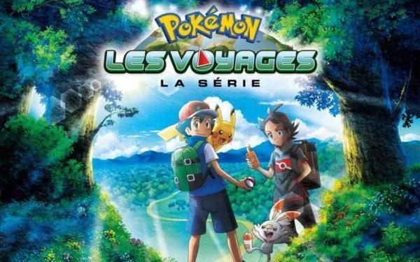 La série : Pokémon, les voyages