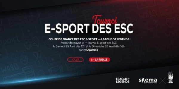 Coupe de France des ESC eSport