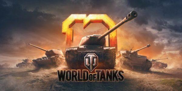 World of Tanks 10 ans