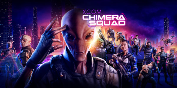XCOM : Chimera Squad - XCOM: Chimera Squad