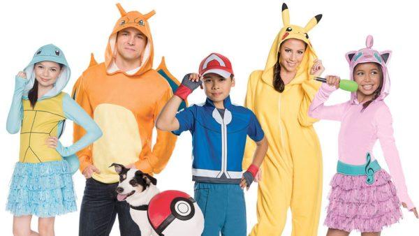 Pokémon Cosplay
