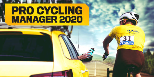 Pro Cycling Manager 2020 lance sa phase de bêta
