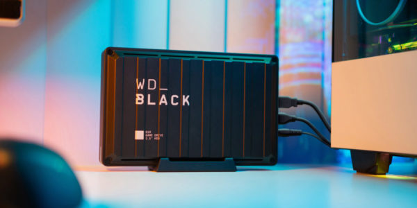 WD_Black D10 Western Digital Black D10