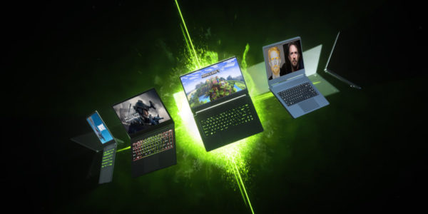 NVIDIA geforce laptops RTX