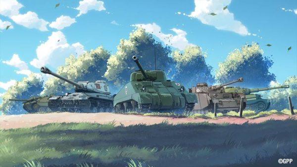 World of Tanks Blitz x Girls und Panzer