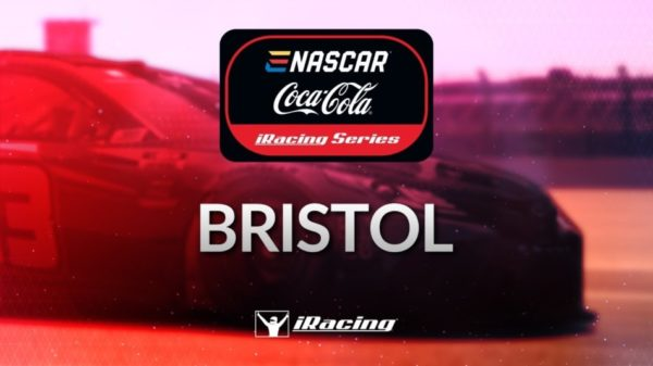 eNascar iRacing - Virtual Bristol Motor Speedway
