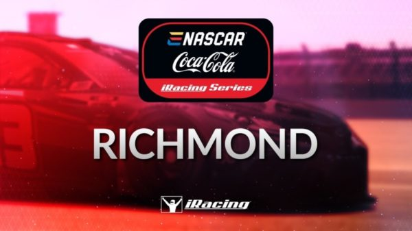 eNascar iRacing - Virtual de Richmond