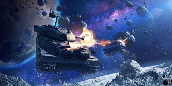 World of Tanks Blitz - Gravity Force