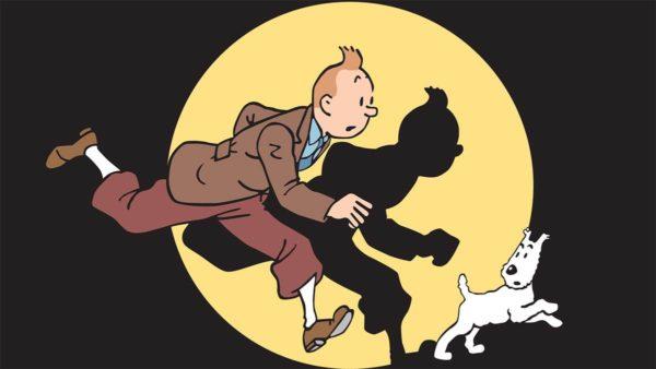 Tintin Microids x Moulinsart