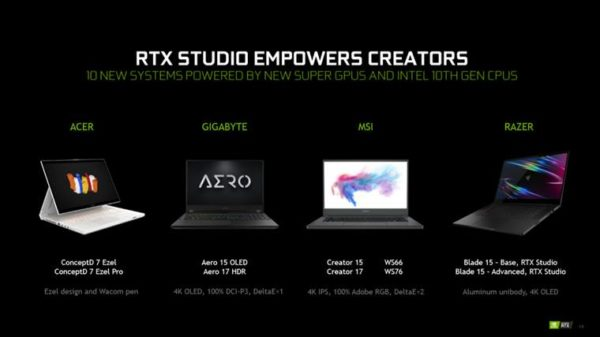 RTX Studio