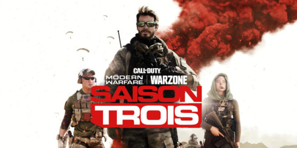 Call of Duty: Modern Warfare - Saison Trois