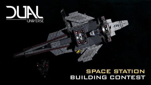 Dual Universe Space Station Building Contest