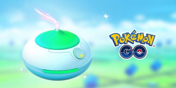 Pokémon GO - Journée de l'Encens