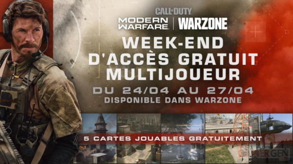 Call of Duty: Modern Warfare - Weekend Gratuit