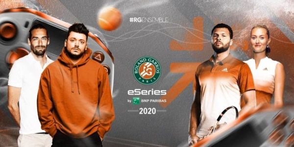 Roland-Garros eSeries by BNP Paribas 2020