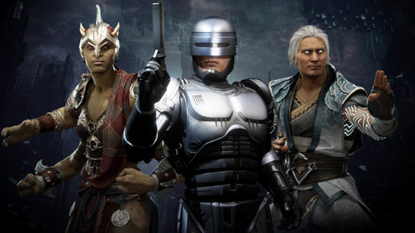 Mortal Kombat 11 - Aftermath