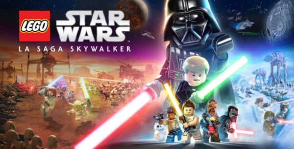 LEGO Star Wars : La Saga Skywalker - LEGO Star Wars: La Saga Skywalker - LEGO Star Wars La Saga Skywalker