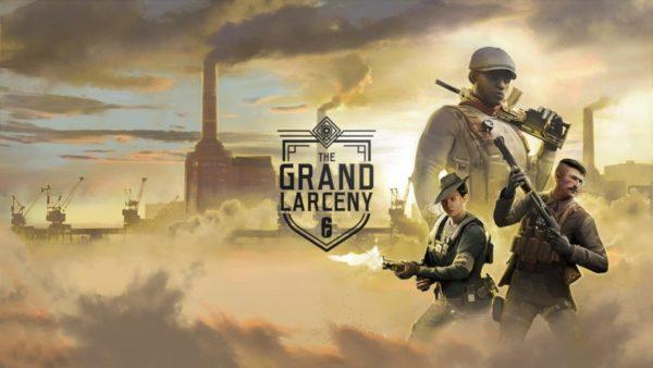 Tom Clancy's Rainbow Six Siege - Grand Larceny
