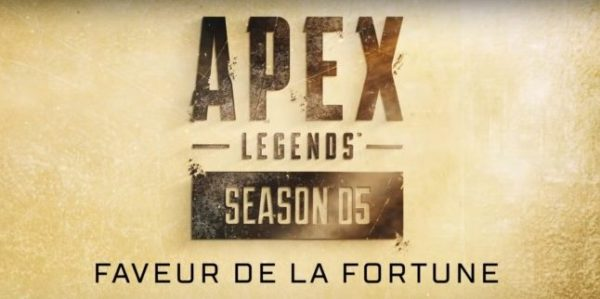 Apex Legends - La saison 5 : Faveur de la fortune