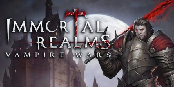 Immortal Realms : Vampire Wars - Immortal Realms: Vampire Wars