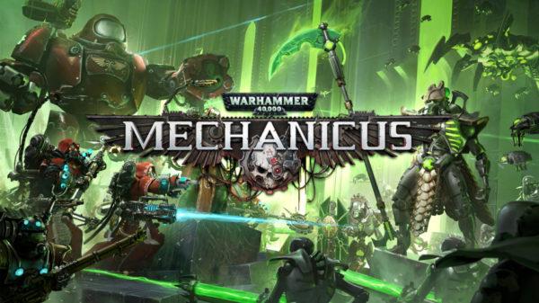Warhammer 40,000 : Mechanicus