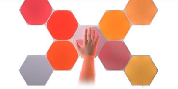 Nanoleaf Shapes Hexagones