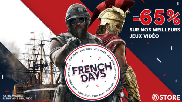 Ubisoft French Days 2020