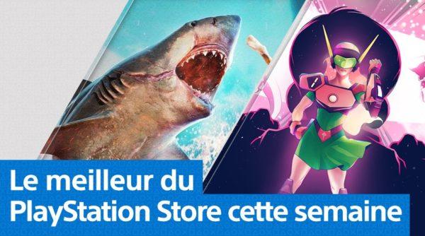PS Store Playstation Store - Mise à jour du 18 mai 2020