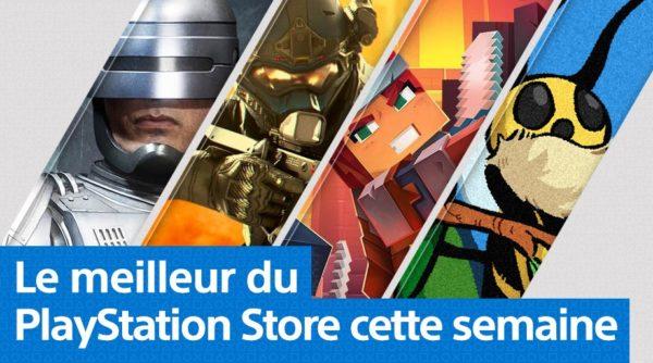 PlayStation Store PS Store - Mise à jour du 25 mai 2020