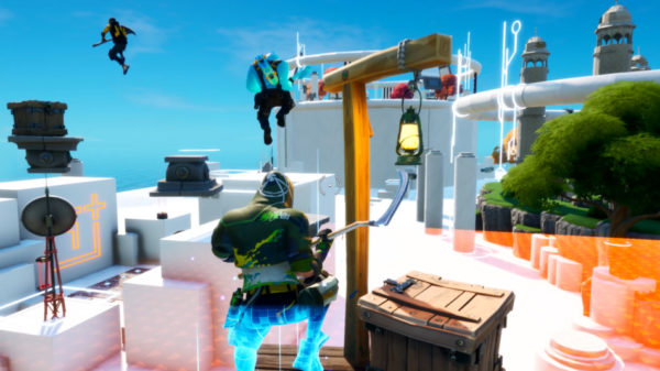 Fortnite - Map OnePlus x Epic Games