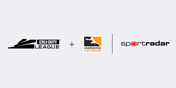 Overwatch League x Call of Duty League x Sportradar
