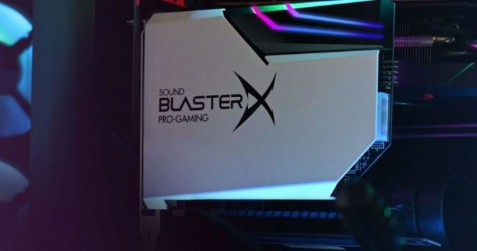 Sound BlasterX AE-5 Plus Pure Edition