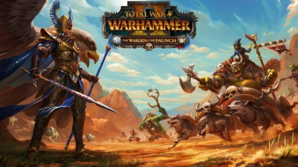 Total War: Warhammer II The Warden & The Paunch