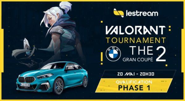 Valorant Tournament BMW THE 2 Gran Coupé