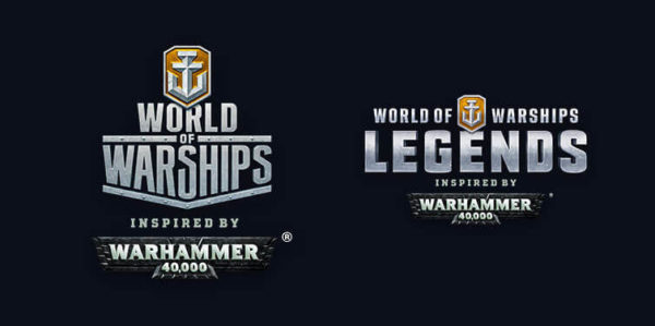 Warhammer 40,000 x World of Warships