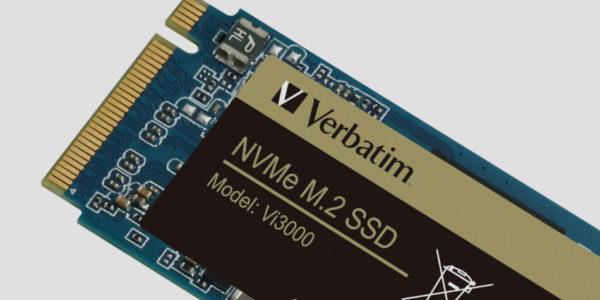 Verbatim SSD NVMe M.2 2280 - SSD Vi3000 NVMe PCIe M.2 - SSD Vi560 S3 M.2