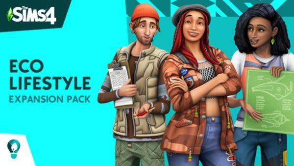Les Sims 4 Écologie