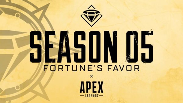 Apex Legends - Saison 5 - Faveur de la fortune