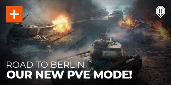 World of Tanks - PvE : Road to Berlin