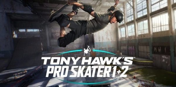 Tony Hawk's Pro Skater 1 et 2 Tony Hawk's Pro Skater 1+2