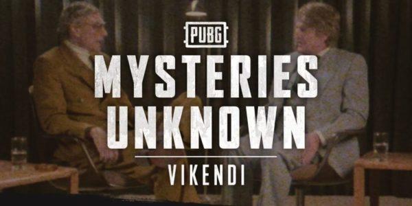 pubg Mysteries Unknown