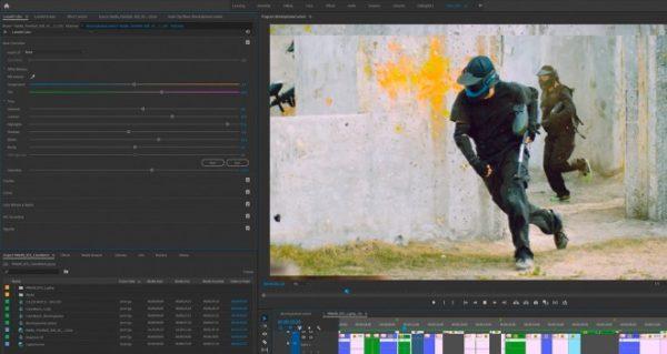 Adobe Premiere Pro x NVIDIA