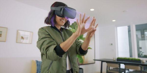 Hand Tracking Oculus