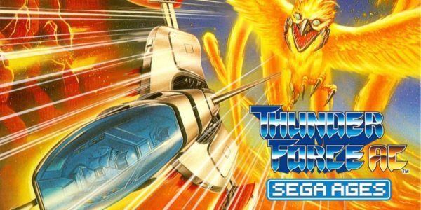 Thunder Force AC SEGA AGES