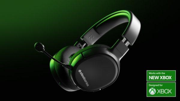 Steelseries Arctis 1 Wireless Xbox